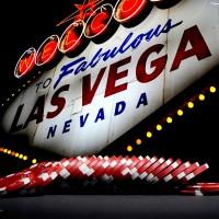 Panneau Welcome to Fabulous Las Vegas, Nevada