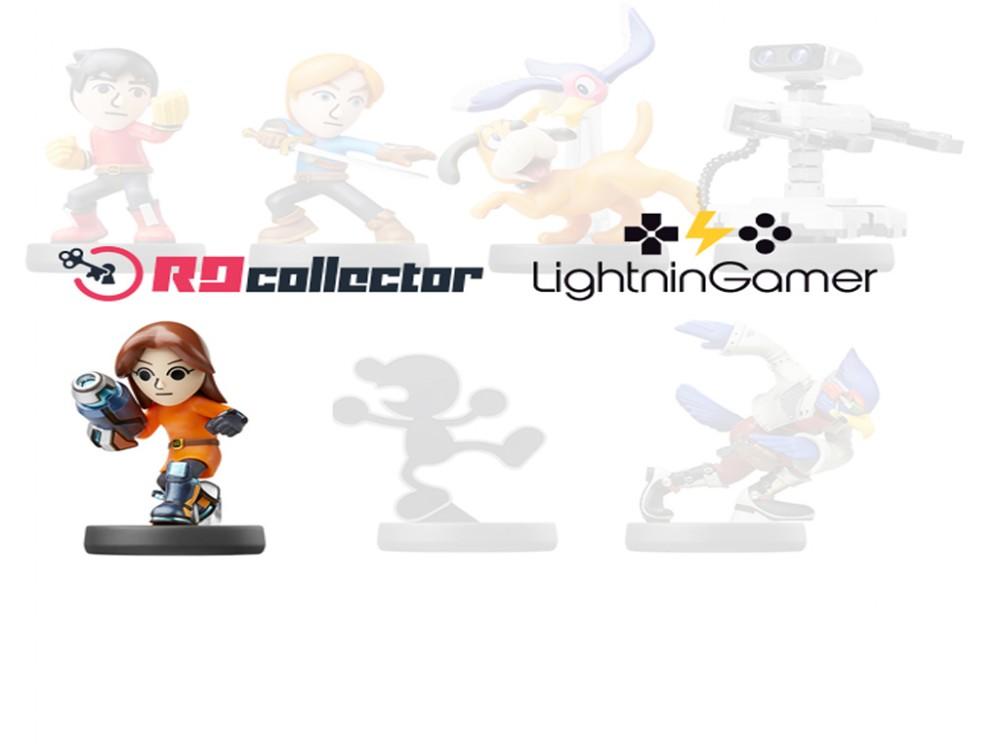 Concours amiibo Tireuse Mii sur LightninGamer