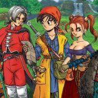 Les personnages de Dragon Quest VIII