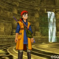 Le Héros de Dragon Quest VIII
