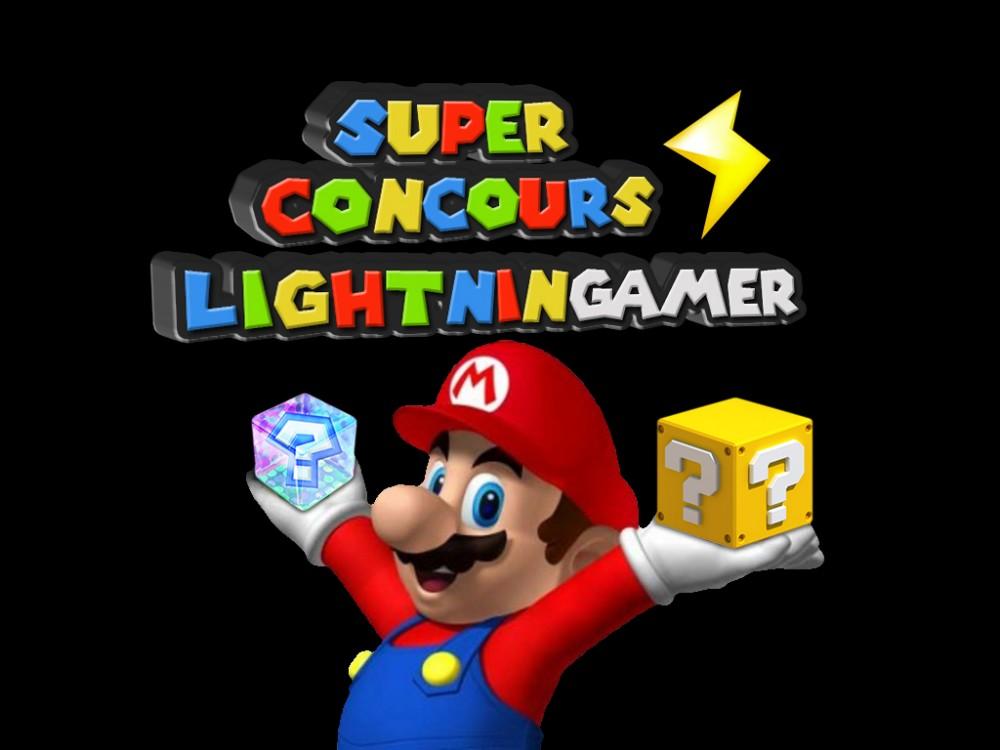 Les concours sur LightninGamer