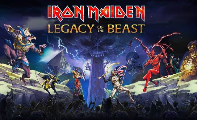 Legacy of the Beast couverture du jeu