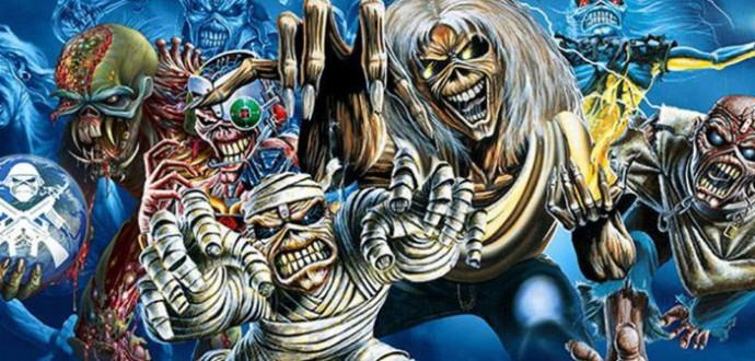 Legacy of the Beast les diverses formes d'Eddie