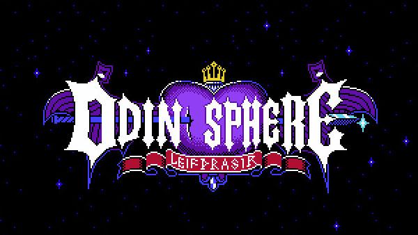 Odin Sphere 8 bits logo