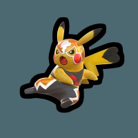 Pokkén Tournament Pikachu Catcheur