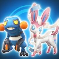 Pokkén Tournament combat pokémon soutien