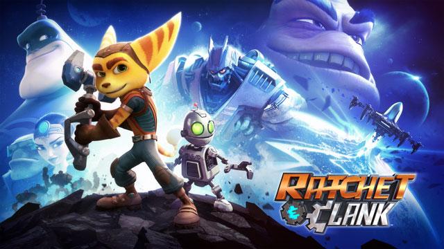 la Jaquette du jeu Ratchet & Clank
