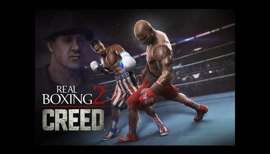 L'aura de Rocky plane sur le ring de Real Boxing 2 Creed