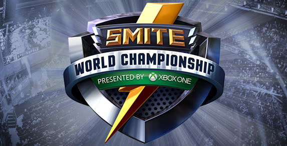 LOGO SMITE World Championship 2016