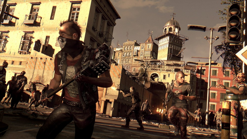 Les survivants de Dying Light