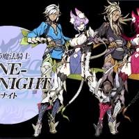 7th Dragon III code : VFD classe des rune knight