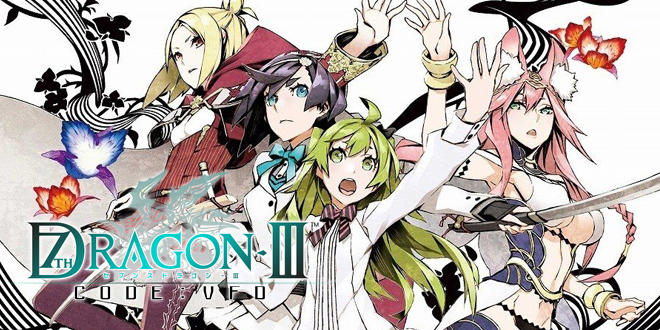 Personnage 7th Dragon III code VFD