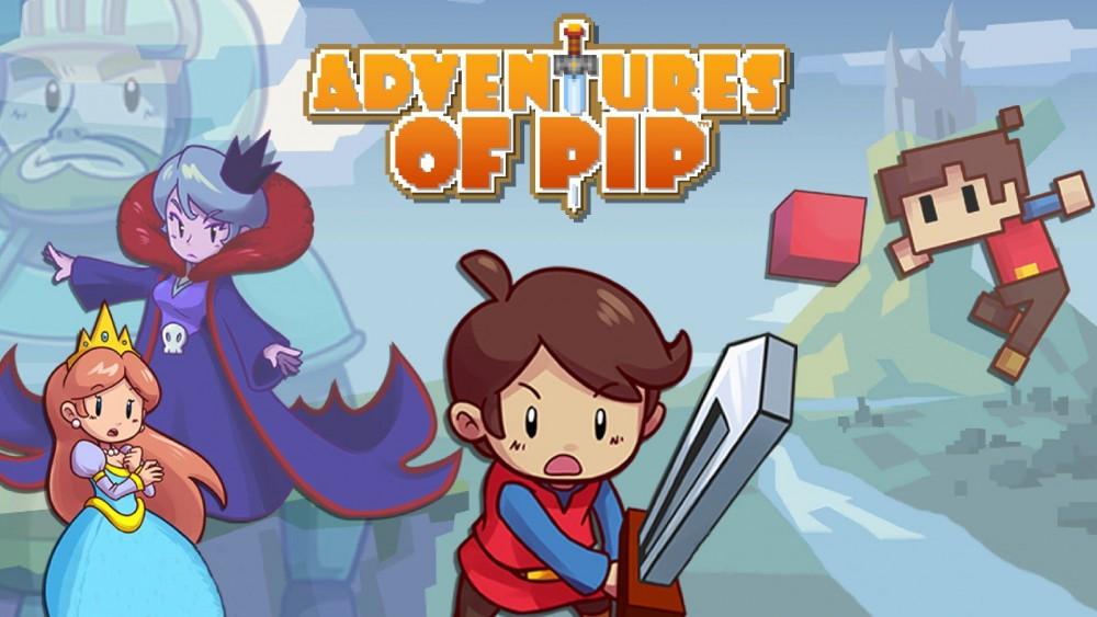 Adventures of Pip Titre