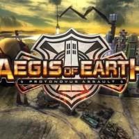 Logo de Aegis of Earth: Protonovus Assault
