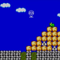Alex Kidd in Miracle World Alex en fantôme