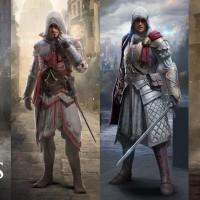 Assassin's Creed Identity présentation des héros