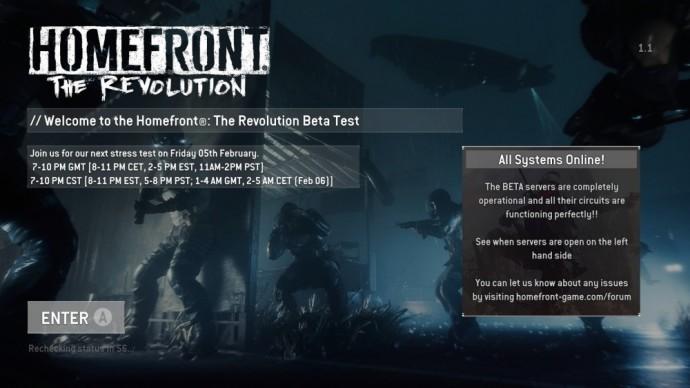 Beta Homefront The Revolution 01