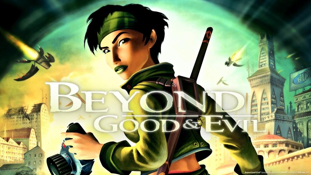 Jaquette du jeu Beyond Good and Evil