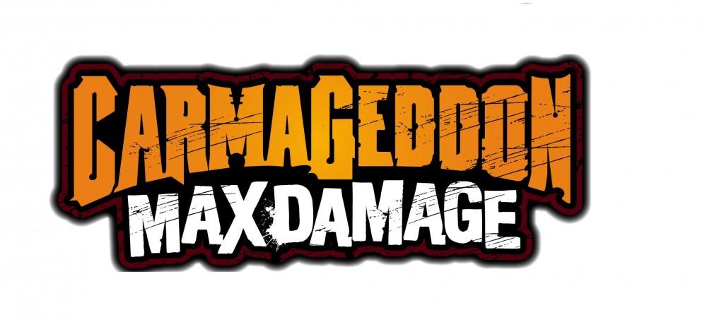Carmageddon: Max Damage Logo
