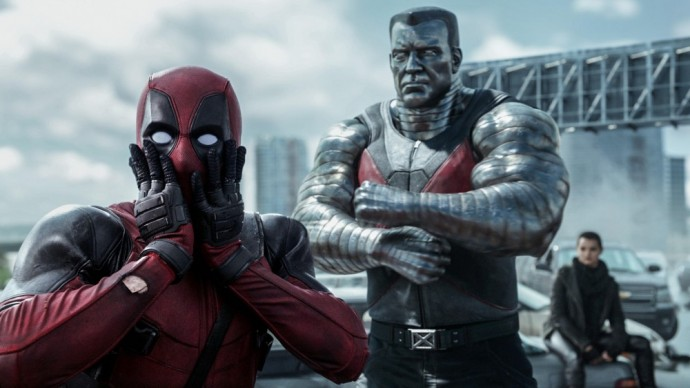 Deadpool et Colossus