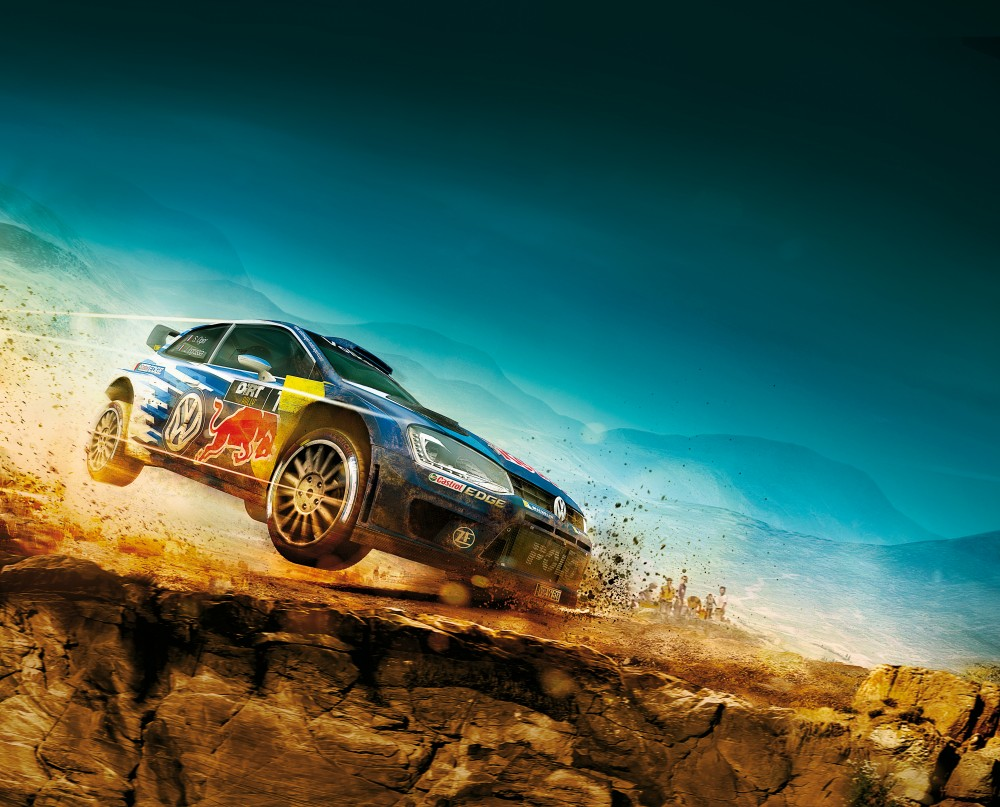 DiRT Rally Subaru
