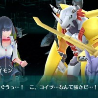 WarGreymon dans Digimon World Next Order