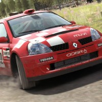 Clio Dirt Rally