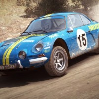 Alpine Dirt Rally