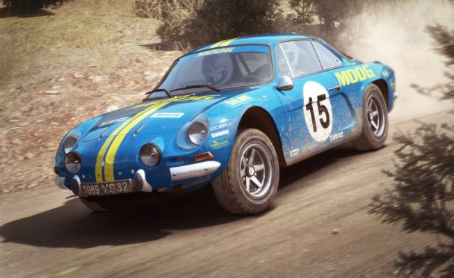 Dirt Rally PlayStation Store