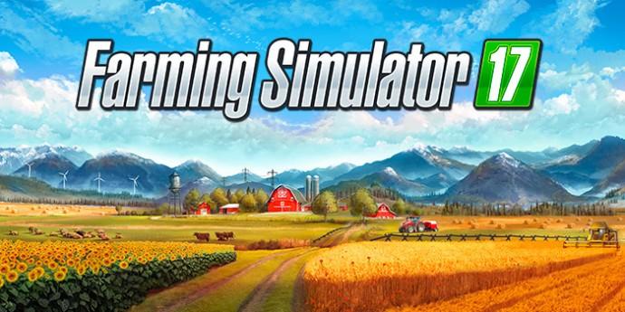 Bannière Farming Simulator 17