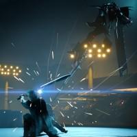 Final Fantasy XV bataille de Boss entre Noctis et Aranea Highwind
