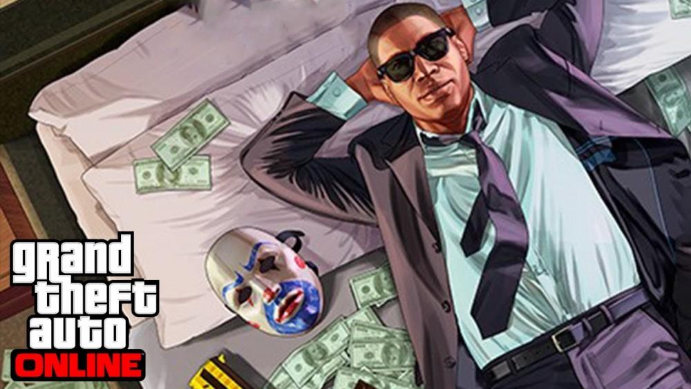 GTA V criminel se repose sur des billets