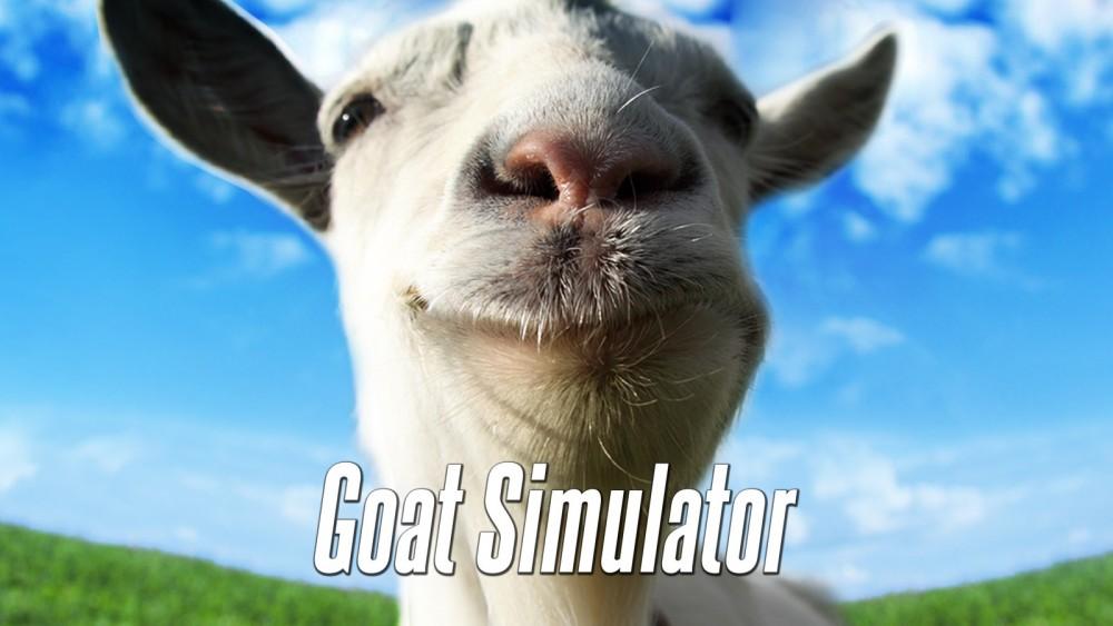 Affiche Goat Simulator