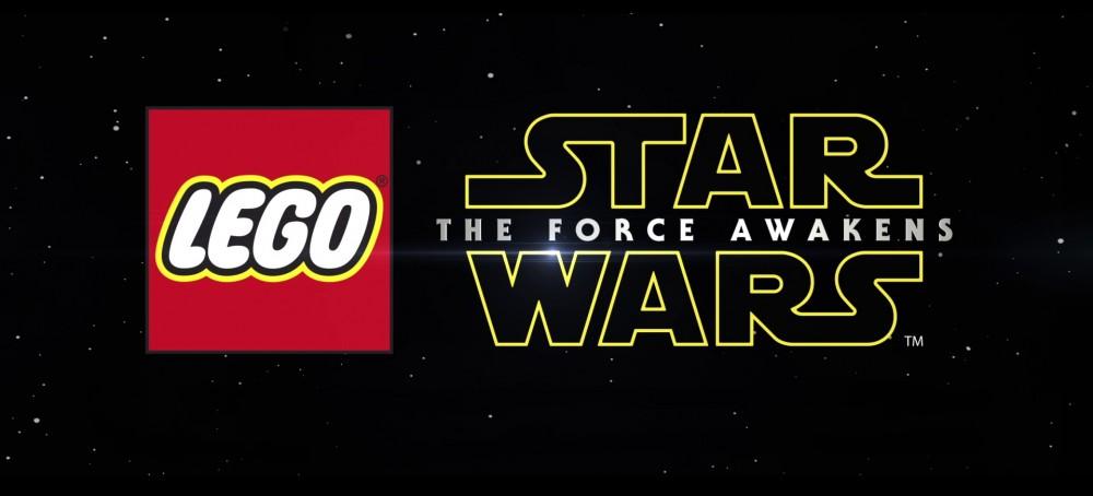 Le logo de LEGO Star Wars: Le Réveil de la Force