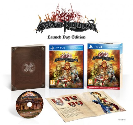 Launch Edition Grand Kingdom