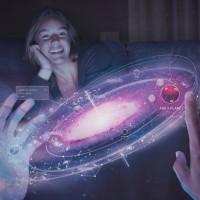Manipuler un système solaire entre les mains
