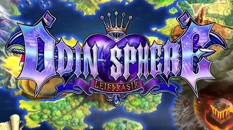 Odin Sphere Leifthrasir Cover