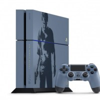 PS4 1To Edition Spéciale Uncharted 4