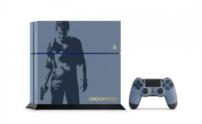 PS4 1To Edition Spéciale Uncharted 4: A Thief's End