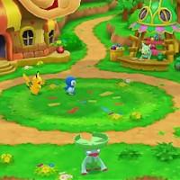 Pokémon Méga Donjon Mystère Village