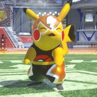 Pokkén Tournament Pikachu catcheur