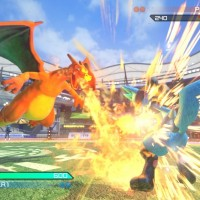 Pokken Tournament - Dracafeu à l'attaque