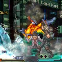Project X Zone 2 combat