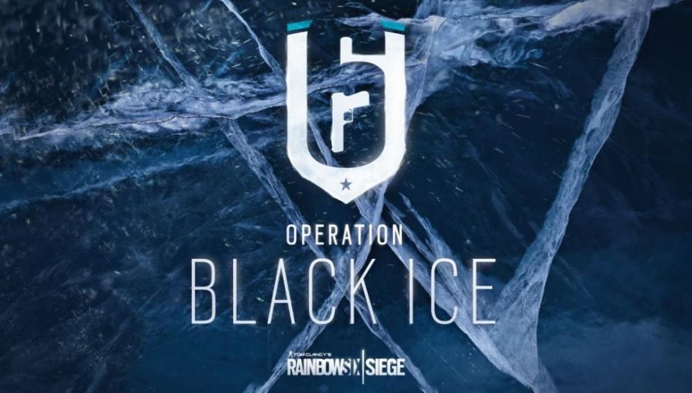 Rainbow Six Siege Black Ice