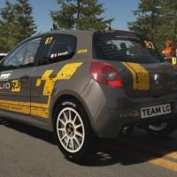 La Clio 3 dans Sébastien Loeb Rally Evo