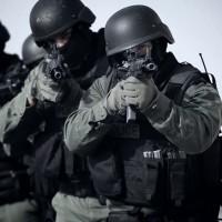 SWAT en action