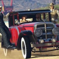 GTA Online Saint-Valentin Albany Roosevelt