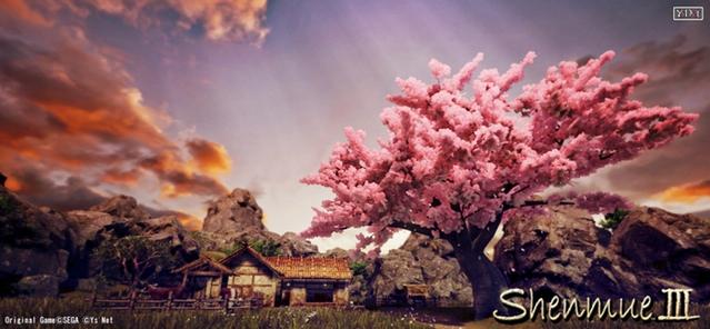 Le Shenmue, l'arbre mythique dans Shenmue 3