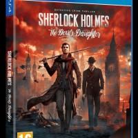 Sherlock Holmes The Devil's Daughter - PlayStation 4