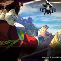 Street Fighter V mode Histoire Bison affronte Nash